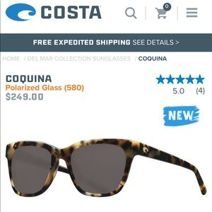 Costa Coquina women's sunglasses